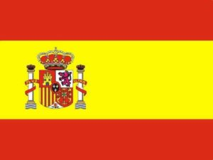 Spanien Landesflagge